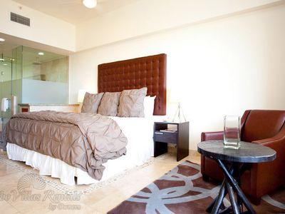 Photo for Executive Deluxe Jacuzzi Suite At Medano Beach Beachfront In Heart Of Cabo