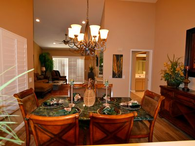 Photo for Desert Falls Luxury 2 Bedroom Remodeled Condo, with Designer Furnishings