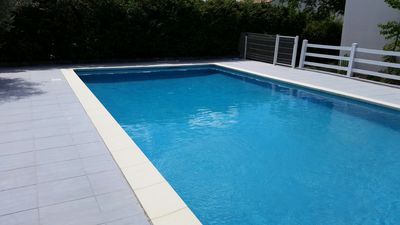Photo for Rent spacious house + large pool quiet