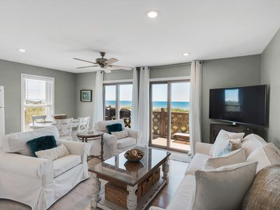 Photo for Fabulous Ocean View of Emerald Coast from this 1 BR / 1 BA with Bunks!