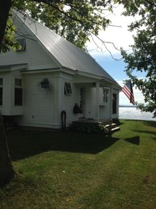 Photo for LAKE CHAMPLAIN SPECIAL CONTEMPOARY COTTAGE