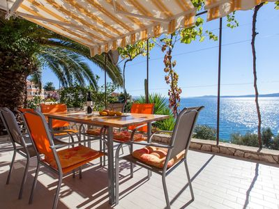 Photo for Holiday house Sreća  - Okrug Gornji, Island Ciovo, Croatia