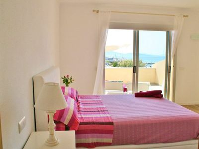 Photo for Cozy apartment right on the seafront