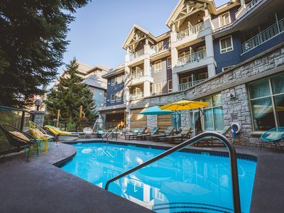 Photo for Quirky Pet-Friendly Suite in Whistler Village | Cedar Sauna + Hot Tub Access