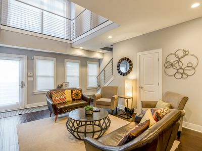 Photo for The Kensington Place Condo.  A Luxury 3 Bedroom Duplex Condo with Off-St Parking