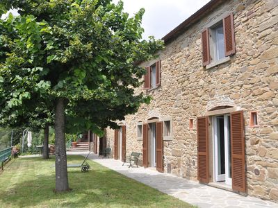Photo for Villa in Cortona - Podere Lidia -