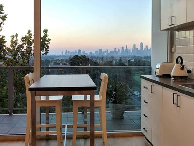 Photo for Best View St Kilda - Spectacular sunset hideaway - 1 bedroom