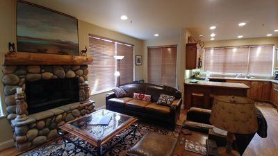 Photo for Ideal location! - Private HOT Tub! - Always at least 1 vacant night before you!