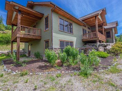 Photo for Custom-built, energy efficient home - minutes from Lake Pend Oreille!