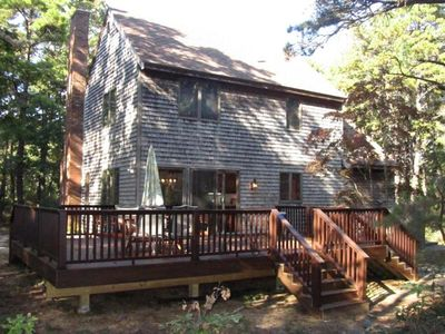 Photo for Large Saltbox Home Near Duck Pond