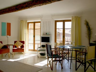 Photo for Delightful Charming Nice Apartment With Lift Between Place Massena And The Sea