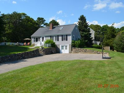 Photo for Amazing Salt Water Views, 4 Beds, Minutes To Main St/Beaches/Golf