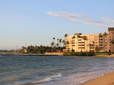 Photo for Beautiful Ocean View Condo New A/C  in South Kihei Menehune Shores 504 with A/C