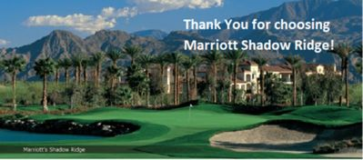 Photo for $798 / 1br - Coachella - Week 2 Marriott Shadow Ridge (Palm Desert) 7 Nights