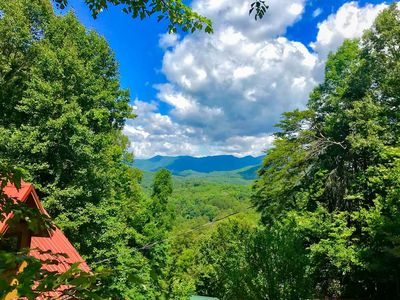 Photo for Spectacular Valley Views - Smoky Mountains | Bryson City | Cherokee NC
