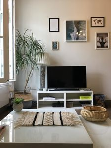 Photo for BIARRITZ T2 STANDING APARTMENT - PUBLIC GARDEN - 500M BEACH