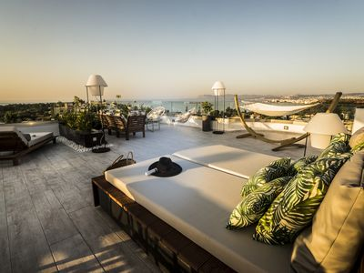 Photo for The Hill House | Seaview Luxury Villa
