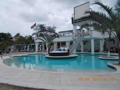 Photo for All-inclusive 3-7 bedroom villas.  Spectacular amenities! Lifestyle Resort