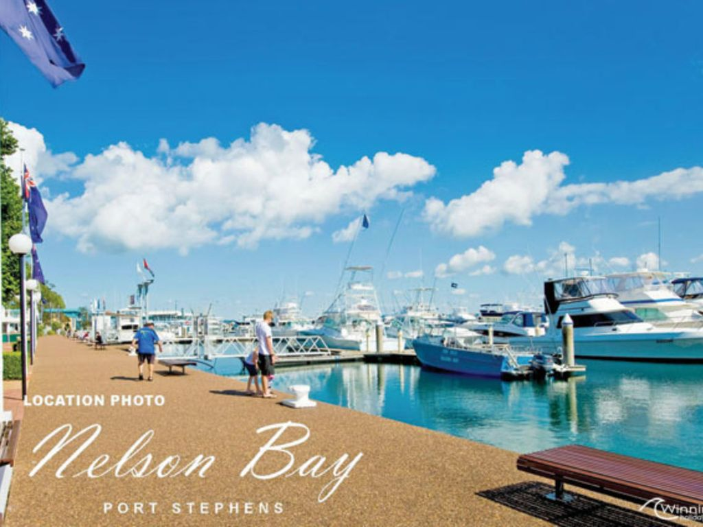 Nelson Bay Holiday Apartment: Victoria Parade, Blue Vista, Unit 09,