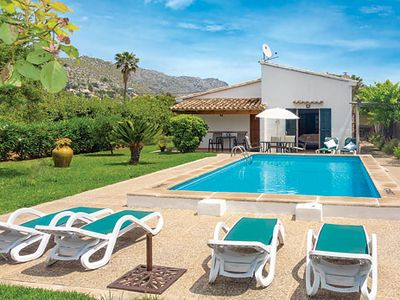 Photo for La Font Villa w/pool, close to Puerto Pollensa & Cala San Vicente
