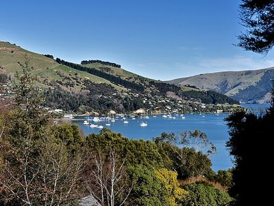 Photo for Bengairn Cottage - Akaroa Holiday Home