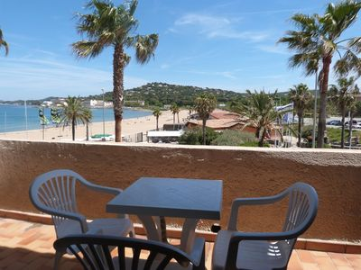 Photo for T2 sea view and Saint Tropez
