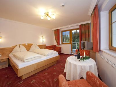 Photo for Double room De Luxe | 1-3 - Hotel Leamwirt