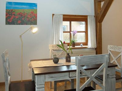 Photo for Apartment Bauernrose near the Baltic Sea and Sellin - Apartment Bauernrose Am Selliner See 2 km to the beach