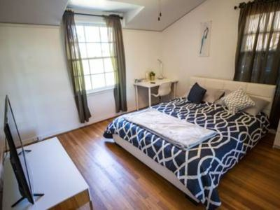 Photo for Cozy & Spacious Private Queen Bedroom near Universal Studios