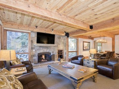 Photo for Top of the Village ~Trails 109 -4 Bedroom on the Ski Slope