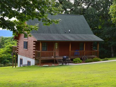 Photo for Secluded Cabin Just Minutes From The Mississippi River!!