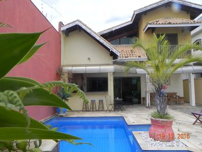 Photo for Ample House in Peruíbe - SP - Security 24 hrs - Beachside.