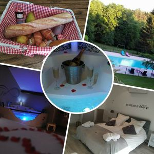 Photo for Love Box, cocoon of 110 m² with Jacuzzi