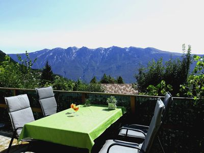 Photo for Holidays on Lake Garda: Private bungalow in a holiday complex for 2 to 5 persons