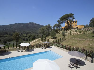 Photo for Heights of Ajaccio - Residence with pool LA TOUR 2