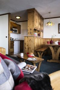 Photo for Village Montana Val Thorens **** - 3 Rooms 6 People