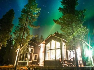 Photo for Vacation home Oppas lapland levi  in Kittilä, Lappi - 6 persons, 3 bedrooms