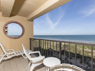 Photo for Suntide II 403 - Breathtaking Ocean Views from Condo, Luxurious Grounds, Direct Beach Access