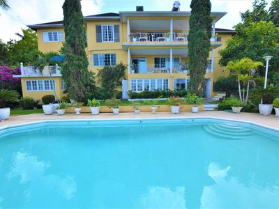 Photo for Affordable! Cooking staff! Housekeeping! Pool! Bogue Villa
