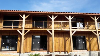 Photo for HOUSE WOOD MITOYENNE SEASIDE FULL CENTER CONTIS BEACH