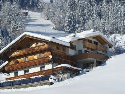 Photo for Apartment Apart - Bergheim Zillertal, panoramic view in a sunny location