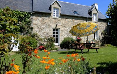 Photo for Plobannalec Lesconil: 9 minutes to beaches, relaxation, comfort and beautiful space between sea and countryside