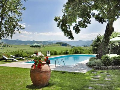 Photo for 6BR Villa Vacation Rental in Florence Area, Tuscany