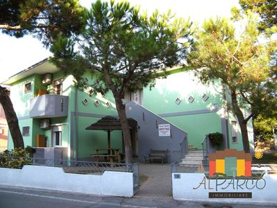 Photo for Rosolina Apartment with garden just 200 meters from the sea