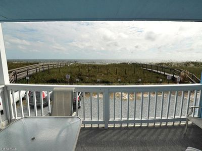 Photo for Oceanfront 2 bedroom condo- Pet Friendly- Mermaids Retreat