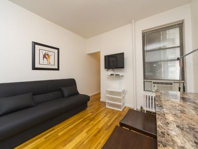 Photo for Upper West Side - Museum - Central Park XL 1 Bed 1 Bath with 2 Sofas