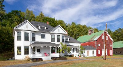 Photo for Large Family Friendly Farmhouse Close to Gould,  Bethel and Sunday River