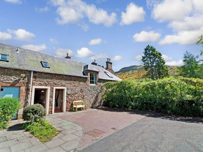 Photo for Eildon Holiday Cottages - The Granary - cosy upper level cottage -sleeps 4 - two minutes from Melros