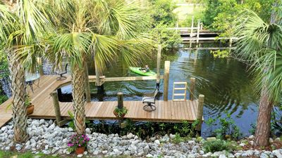 Photo for New House on Canal, Private Pool, Beautiful Master Retreat, Great for Families