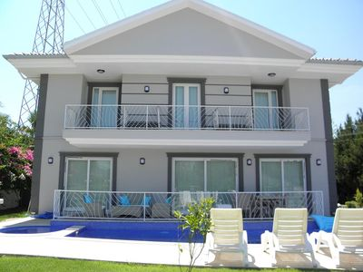 Photo for Luxury Detached Villa in Dalyan